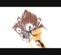 UNBEATABLE MUSIC - SPEED PAINTING LOGO (Speed Drawing 2013 HD Video)