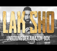 UNBOXING DER AMAZON-BOX ► LAK SHO OUT NOW! ◄