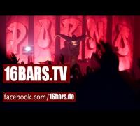 Unterwegs auf dem Prinz Porno Release-Konzert: Prinz Pi vs. Prinz Porno (16BARS.TV)