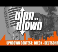 Upndown TV Contest #1 BLECK Deutschrap´s Dartagnan