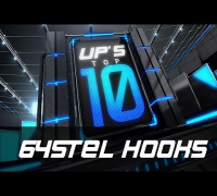 Up's Top10 Hooks | VBT 2015 64stel-Finale