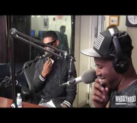 Usher Visits DJ Whoo Kid on His Birthday