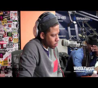 VADO vs DJ WHOO KID on the WHOOLYWOOD SHUFFLE on SHADE 45