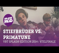 VBT splash! Edition 2014 - Stiefbrüder vs Primatune (Achtelfinale)