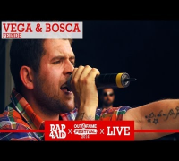 VEGA & BOSCA - MEINE FEINDE - LIVE at the Out4Fame Festival 2014 - RAP4AID