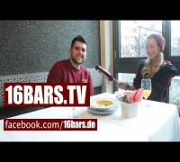 """Vega über seinen Lebenswandel, Prinz Porno, Freunde von Niemand und """"Kaos"""" (16BARS.TV)"""