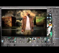 Veysel -  IMUN | WENEEDCOLORS© Making of AUDIOVISUELL Bookletpage