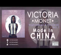 Victoria Monet - Made In China ft. Ty Dolla $ign (Audio)