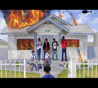 Vince Staples - Hell Can Wait (Full 2014 EP) New CDQ Dirty