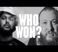 Vine Compilation: ScHoolboy Q vs Action Bronson (Beef on Vine)