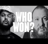 Vine Compilation: ScHoolboy Q vs Action Bronson (Beef on Vine)