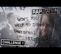 "Visa Vie präsentiert Challenge I - ""I HAVE A DREAM"" (RAPutation.TV)"