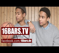 Visa Vie & SAM spielen Basketball (16BARS.TV)