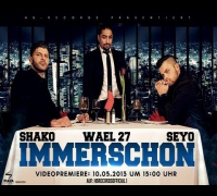 WAEL27 FEAT. SEYO & SHAKO - IMMERSCHON [OFFICIAL HD VERSION ]- HB-RECORDS