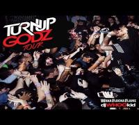 Waka Flocka - The Turn Up Godz Tour - (Full Mixtape)