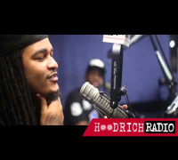 Waka's Best Friend and Rising Artist Chaz Gotti on Hoodrich Radio