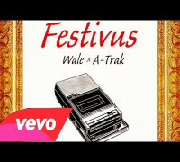 Wale - The Deep End (Feat Pusha T) [Official Audio] | Festivus | HD