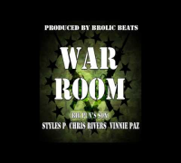 War Room -Styles P, Chris Rivers(Pun's Son), Vinnie Paz