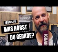 Was hörst du gerade? | mit Curse (16BARS.TV)