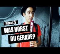Was hörst du gerade? | mit Eko Fresh (16BARS.TV)