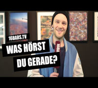 Was hörst du gerade? | mit Juse Ju (16BARS.TV)