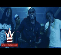 Wayne Marshall Feat. Ace Hood, Waka Flocka & Cham - Go Harder (Official Music Video)
