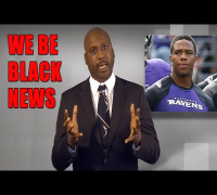 We Be Black News: Elevator On Black Crime On the Rise! - ADD! Sketch