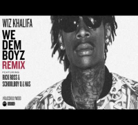 We Dem Boyz Remix ft. Rick Ross, Schoolboy Q & Nas [Official Audio]