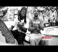 "#WeezyWednesdays | Episode 9 - Behind The Scenes Of ""Senile"" And Euro ""Shook Ones"" Freestyle"