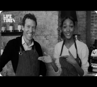 Well Dunn with Jourdan Dunn: Handmade Maccheroni Inferati at Charlie Bird