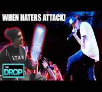 When Haters Attack! 5 Celebs Who've Had Stuff Thrown at Them On Stage! - ADD Presents: The Drop