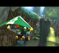 Wii U - Mario Kart 8 - (3DS) DK Jungle
