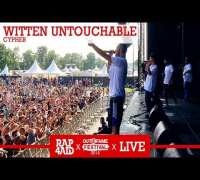 WITTEN UNTOUCHABLE - CYPHER - LIVE at the Out4Fame Festival 2014 - RAP4AID