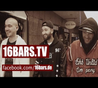 Witten Untouchable (Lakmann, Mess, Kareem & Rooq) - Aeon (16BARS.TV PREMIERE)