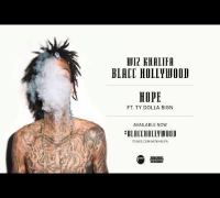 Wiz Khalifa - Hope ft. Ty Dolla $ign [Official Audio]