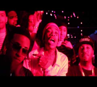 WIZ KHALIFA performs WE DEM BOYZ with DJ WHOO KID at GREENHOUSE,NYC
