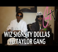 Wiz Khalifa Signs Ty Dolla Sign to Taylor Gang - #CivilTV
