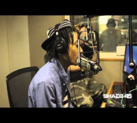 WIZ KHALIFA vs DJ WHOO KID on the WHOOLYWOOD SHUFFLE at SHADE 45