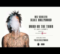Wiz Khalifa - Word On the Town [Official Audio]