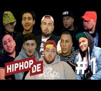 WM 2014 Rap Orakel #1 mit Farid Bang, KC Rebell, Kaas, Celo & Abdi, Bartek, Olli Banjo u.v.m.