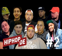 WM 2014 Rap Orakel #2 mit Summer Cem, KC Rebell, Kaas, Celo & Abdi, Bartek, Olli Banjo u.v.m.