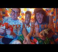 Wolf Tits Ft. Ernie - Super Stache Bros