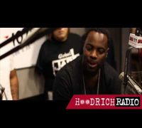 Wooh Da Kid (BrickSquad) on Hoodrich Radio