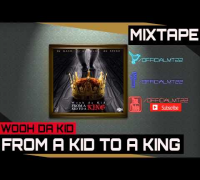 Wooh Da Kid Ft. Chaz Gotti & Tre Pounds - To The Wheels Fall Off [From A Kid To A King Mixtape]