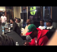 WU-TANG CLAN x WARNER BROS RECORDS PRESS CONFERENCE SNIPPET