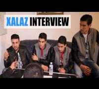 XALAZ INTERVIEW: Offenbach, Gerillya Sound, Benefiz, Kurde, Frankfurt, Haftbefehl, Kurdistan, Xatar