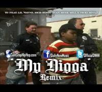 YG - My Nigga (Remix) (Feat. Lil Wayne, Nicki Minaj, Meek Mill & Rich Homie Quan)