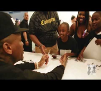 YG Shuts Down Fairfax For MY KRAZY LIFE Diamond Supply In Store Event