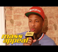 "YG Talks Forged Report Cards, Pimping Lions, and West Coast Legends - ""Off Tha' Wall"""