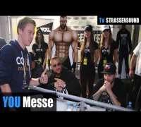 YOU MESSE: Kollegah, Silla, Fard, Veysel, MC Fitti, Simon Desue, Dortmund, Autogrammstunde, Live